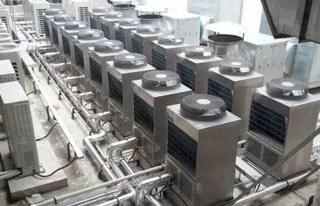 北京大气污染攻坚战空气能热泵功不可没,备受好评!