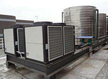 缓冲水箱对于空气能热泵系统的重要性_中锐空气能